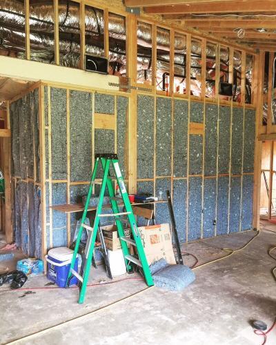attic soudproofing