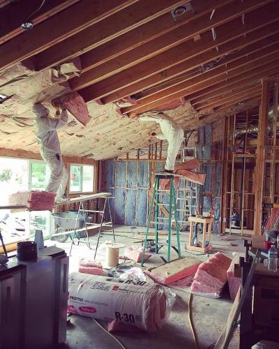 Insulation replacement