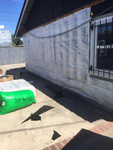 Insulation replacement in los angeles