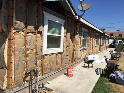 Insulation replacement los angeles